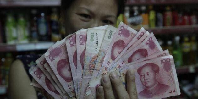 Cina: yuan svalutato del 2%. Borse europee chiudono in