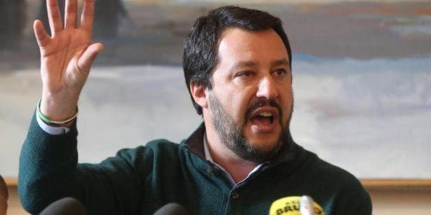 Matteo Salvini al Papa: