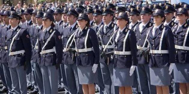 Sono sempre più numerose le donne che entrano in Polizia: