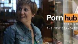 Pornhub fa infuriare i produttori del Parmigiano