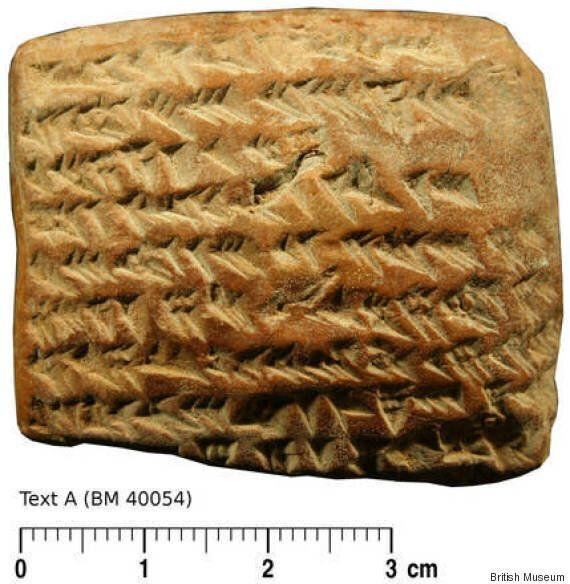 4 tavole di creta babilonesi rimettono in discussione la storia dell'astronomia