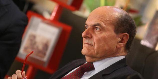 Pierluigi Bersani contro l'Italicum: