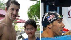 Da bambino era fan di Phelps, da grande lo batte alle