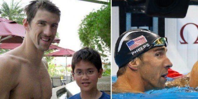 Rio 2016, il sogno di Joseph Schooling: da piccolo era fan di Phelps, da grande lo batte alle