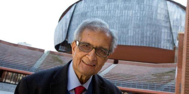 L'economista premio Nobel Amartya Sen elogia gli ospedali italiani: