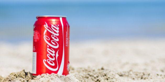 La dieta firmata Coca-Cola: