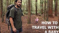 Viaggiare senza troppa ansia. Guide per papà (Mamma
