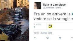 Crollo Lungarno, sui social: