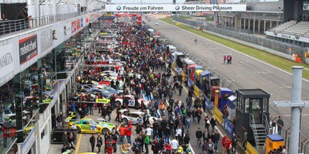 Nürburgring: quando l'inferno ti fa sentire in