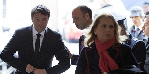 Matteo Renzi a Berlino da Angela Merkel