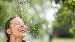 Fare pipì nella doccia può migliorare la vostra vita