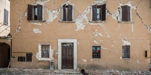 Terremoto, la proposta dell'Ania: un'assicurazione obbligatoria per tutti sul rischio