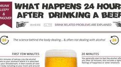 Cosa succede al nostro corpo dopo aver bevuto birra?