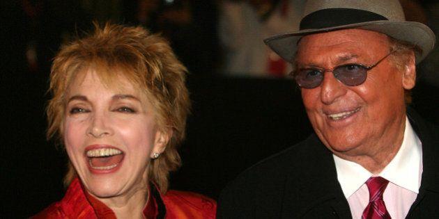Il dolore di Renzo Arbore per Mariangela Melato: