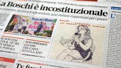 Non mi indigno per la vignetta di Mannelli, ma per i milioni di italiani che vivono in povertà