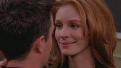 Chandler avrà chiamato Julia