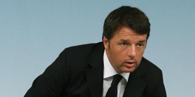 Matteo Renzi alla Festa de L'Unità dell'Emilia