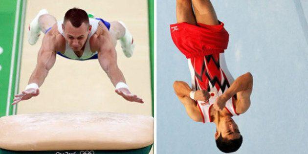 Rio 2016, finale di volteggio maschile incredibile: Ihor Radivilov e Kenzo Shirai inventano salti mai...