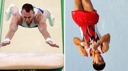 Finale di volteggio incredibile: i ginnasti ucraini e giapponesi inventano nuovi salti mai