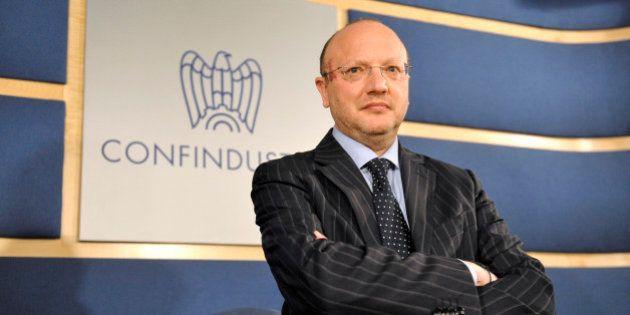 Confindustria, all'assemblea generale Vincenzo Boccia loda il governo: