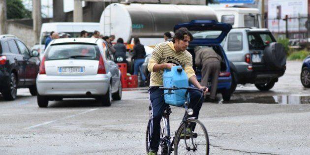 #Messinasenzacqua. Governo, entro tre giorni flusso idrico al 50%.