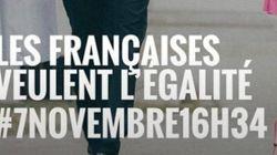 Le donne francesi scioperano contro le disparità