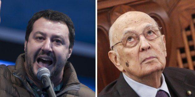 Opposizioni all'attacco di Giorgio Napolitano dopo l'invito ad arrivare alla scadenza naturale della