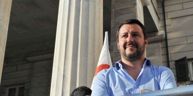 Matteo Salvini annuncia all'HuffPost un tour estero in autunno: da Nigeria e Russia a Usa e Israele....