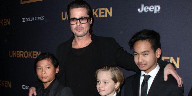 Divorzio di Brangelina, trovato l'accordo definitivo per la custodia dei figli, affidati ad Angelina
