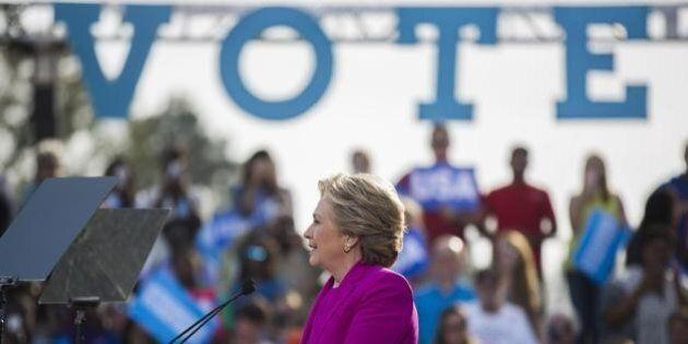 Hillary Clinton presidente all'84%. È il risultato della media dei sondaggi secondo il New York