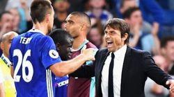 Conte fa già impazzire i tifosi del Chelsea, che show per la prima