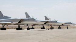 Raid russi contro l'Isis in Siria: bombardieri decollati
