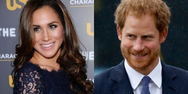 Harry difende la fidanzata Meghan Markle e accusa i media: