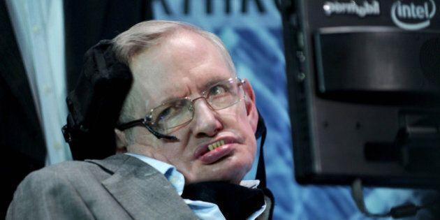 Stephen Hawking sugli alieni: