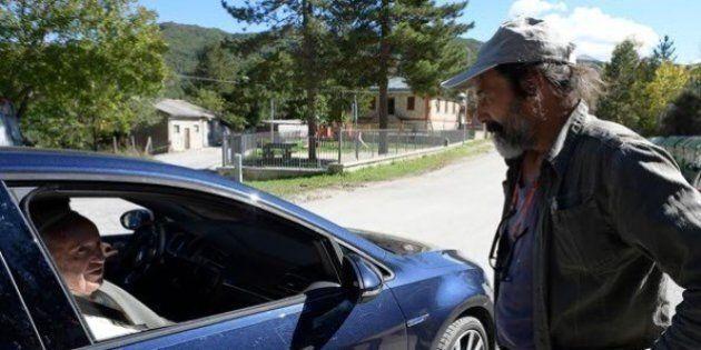 Terremoto Centro Italia, arrestato uomo che si rifiutava di lasciare Arquata: