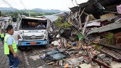 Terremoto devasta