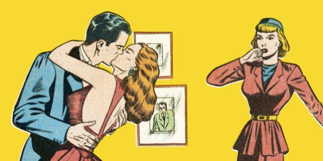 6 modi per tradire il coniuge senza neanche rendersene