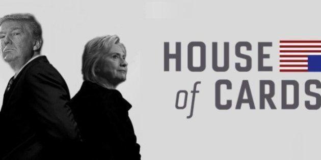 8 momenti in cui la realtà della corsa per la casa Bianca ha superato la finzione di House of