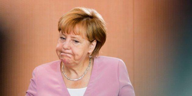 Angela Merkel in Italia. Visita lampo all'Expo per tornare a Berlino e frenare gli scetticismi del suo...