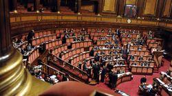 Manca ancora il numero legale al Senato, slitta la riforma della Protezione