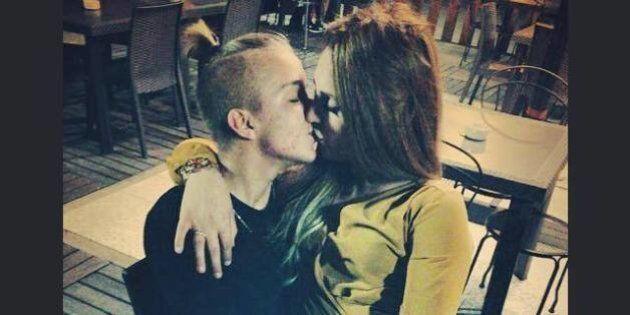 Davide e Alessia, coppia transgender: