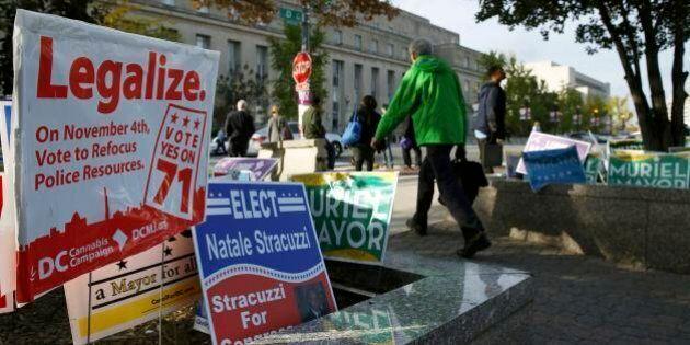 Elezioni Usa, California e Massachusetts legalizzano l'uso della marijuana per uso ricerativo. Il risultato...