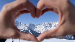 San Valentino in Alto Adige tra fiaccolate notturne, ciaspole e