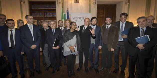 Accordo Islam-Italia al Viminale passo verso la trasparenza dei soldi della Qatar Charity per la costruzione...