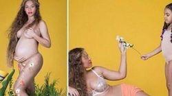 L'intero album della gravidanza di Beyoncé è stato pubblicato. Ed è