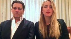 Johnny Depp e la moglie si scusano per