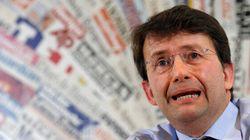 Dario Franceschini in campo tra Renzi e Bersani:
