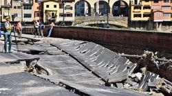 Diverse case a Firenze ancora senz'acqua. Ipotesi micropali per mettere in sicurezza i