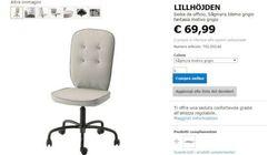 Ikea svela il segreto dei nomi strani dei suoi