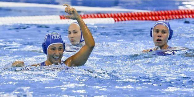 Rio 2016, il Setterosa in finale. Italia verso la 25/a medaglia con l'impresa delle azzurre della